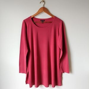 Eileen Fisher ▪ 100% Silk Tunic